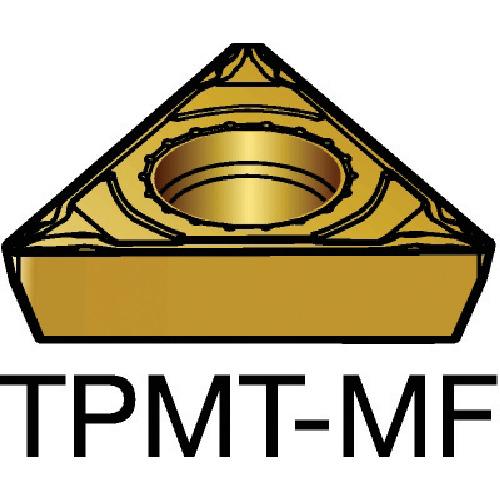 サンドビック コロターン111 旋削用ポジ・チップ 2015 10個 TPMT 11 03 04-MF:2015
