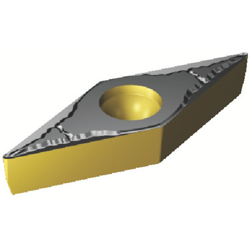 サンドビック コロターン107 旋削用ポジ チップ 4325 本店 16 高価値 08-PM:4325 04 10個 VBMT