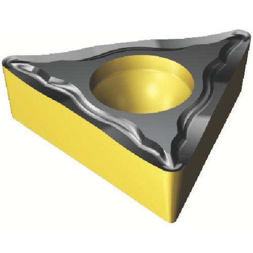 サンドビック コロターン107 旋削用ポジ・チップ 4325 10個 TCMT 16 T3 08-UM:4325