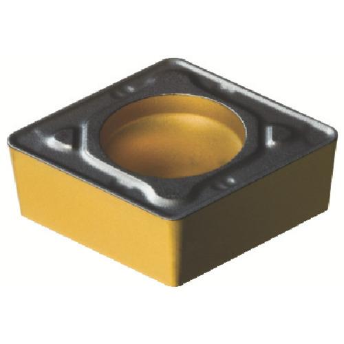 サンドビック コロターン107 旋削用ポジ・チップ 4325 10個 CCMT 06 02 08-PR:4325