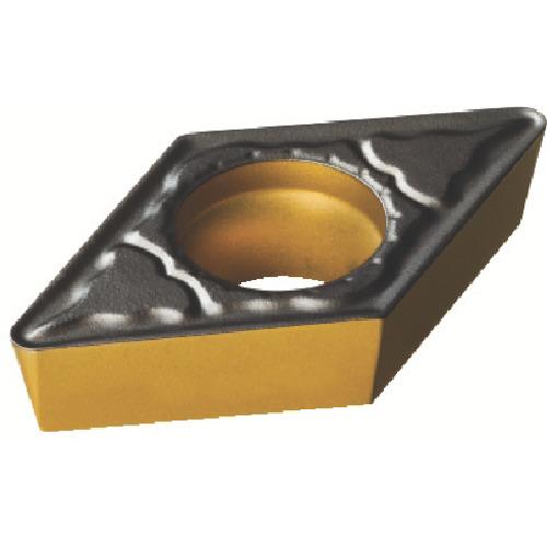 サンドビック コロターン111 旋削用ポジ・チップ 4325 10個 DPMT 07 02 04-PM:4325