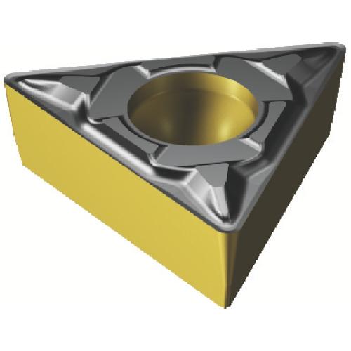 サンドビック コロターン107 旋削用ポジ・チップ 4325 10個 TCMT 06 T1 02-PF:4325