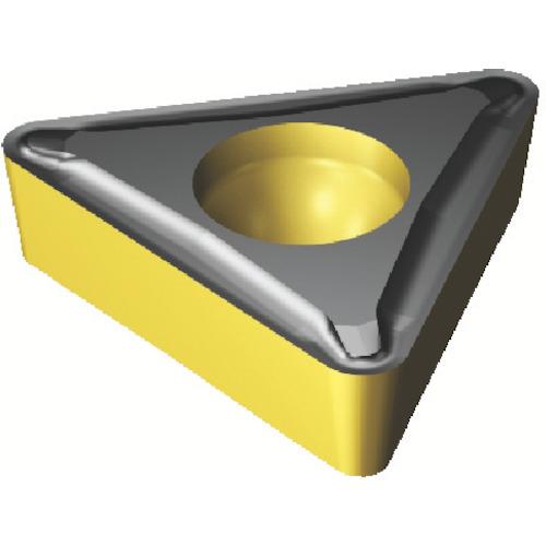サンドビック コロターン107 旋削用ポジ・チップ 4325 10個 TCMT 09 02 04-UF:4325