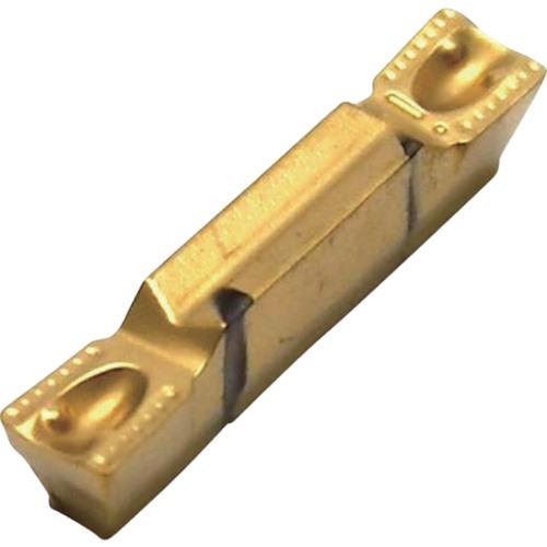 イスカル 突切・溝入れ用チップ IC808 10個 GRIP6005Y:IC808