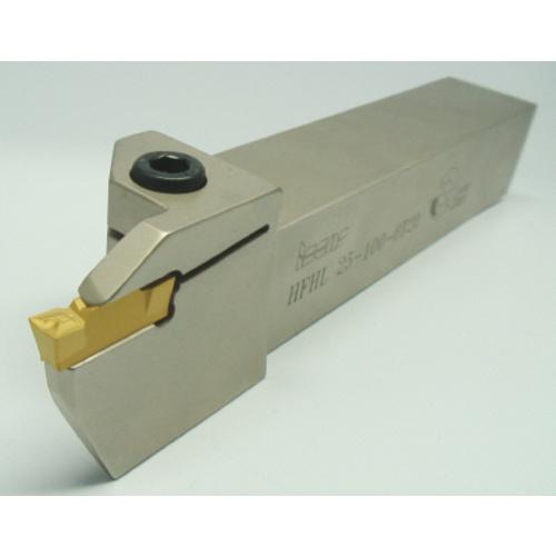 イスカル W HF端溝/ホルダ HFHL 25-100-4T25