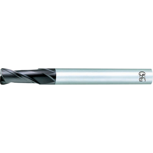 OSG 超硬エンドミル FX 2刃コーナRショート 6XR0.2 8543861 FX-CR-MG-EDS-6XR0.2
