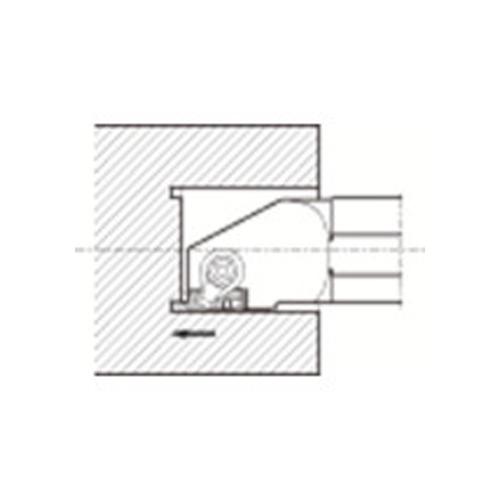 京セラ 溝入れ用ホルダ GIFVR3532B-201A