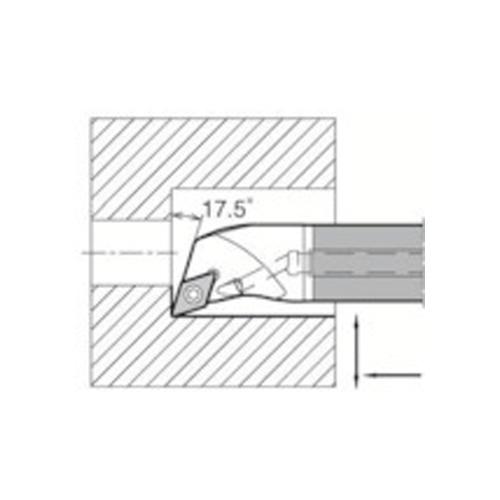京セラ 内径加工用ホルダ E12Q-SDQCR07-16A-2/3