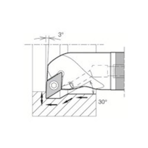 京セラ 内径加工用ホルダ E12Q-SDUCR07-16A