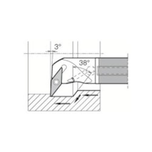 京セラ 内径加工用ホルダ E12Q-SVPBR11-18A