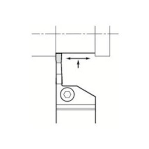 京セラ 溝入れ用ホルダ KGDR2525-C