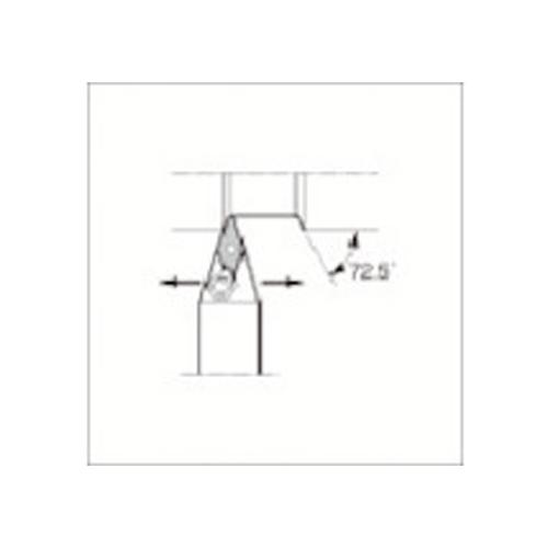 京セラ 外径加工用ホルダ MVVNN2020K-16