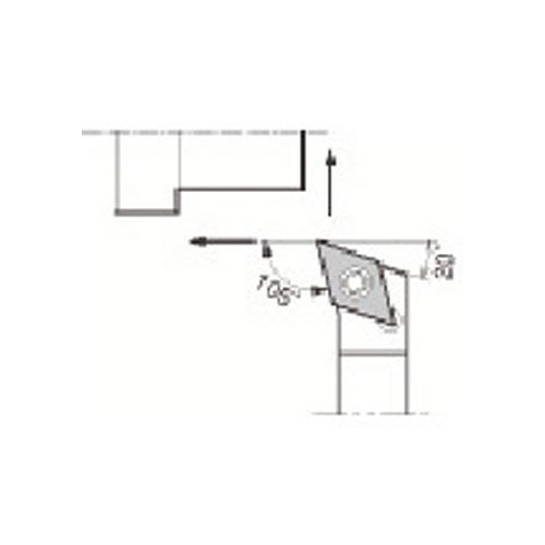 京セラ スモールツール用ホルダ SDXCR1616JX-11