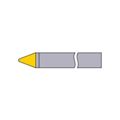三菱 ろう付け工具 先丸剣バイト 36形 HTI10 36-6:HTI10