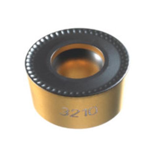 サンドビック コロターン107 旋削用ポジ・チップ 3210 10個 RCMT 10 T3 M0:3210