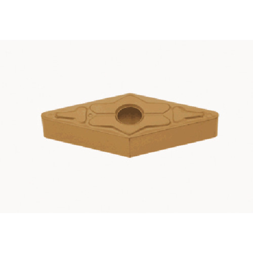 タンガロイ 旋削用M級ネガTACチップ COAT 10個 VNMG160404-TM:T9115