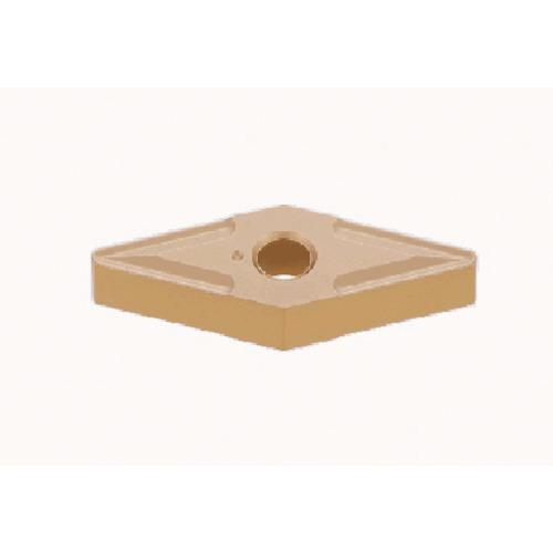 タンガロイ 旋削用M級ネガTACチップ COAT 10個 VNMG160408:T9115