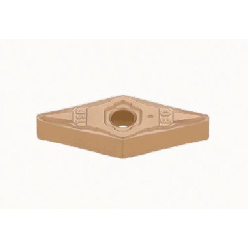 タンガロイ 旋削用M級ネガTACチップ COAT 10個 VNMG160408-TSF:T9115