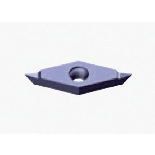 タンガロイ 旋削用G級ポジTACチップ SH730 10個 VPET080202MFN-JSP:SH730
