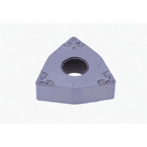 タンガロイ 旋削用G級ネガTACチップ NS520 10個 WNGG080404-01:NS520