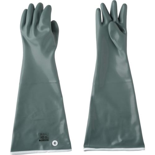 DAILOVE 耐酸・耐アルカリ用手袋 ダイローブA95-55(LL) DA95-55-LL