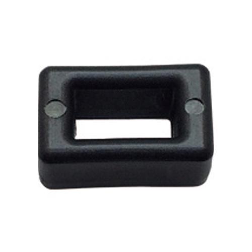 パンドウイット 連結リング固定具(密閉型) 耐候性黒 (1000個入) CR4H-M0
