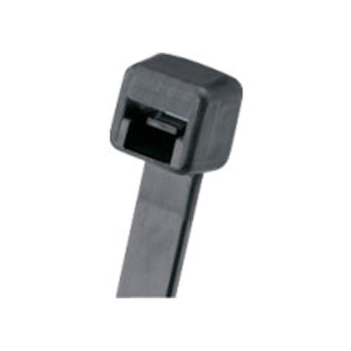 パンドウイット ナイロン結束バンド 耐熱性黒 幅3.7×長さ368 (1000本入) PLT4I-M30