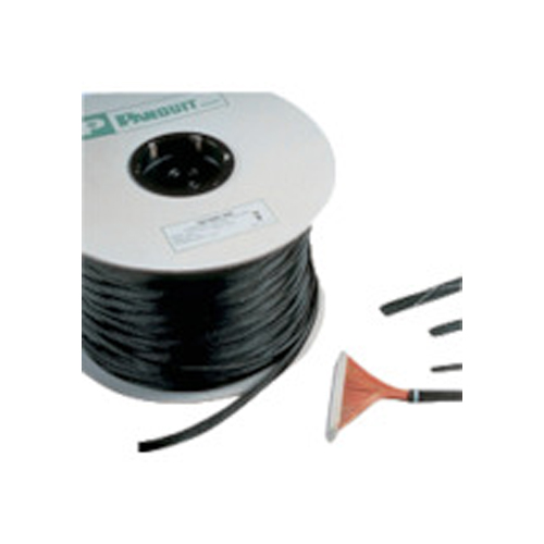 パンドウイット ネットチューブ 標準タイプ 黒 SE125P-LR0