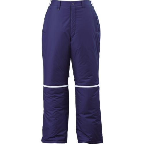 ジーベック 580580防水防寒パンツ 紺 L 580-10-L