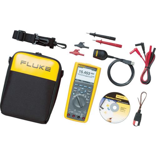 FLUKE デジタルマルチメーター287/FVF標準付属品 287/FVF
