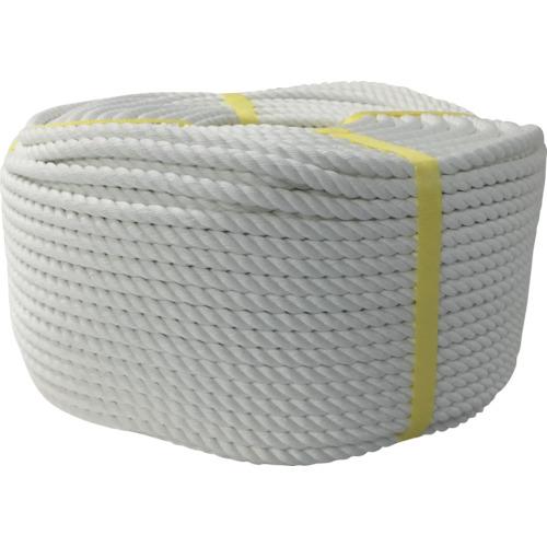ユタカメイク ロープ ポリエステルロープ巻物 10φ×200m S10-200