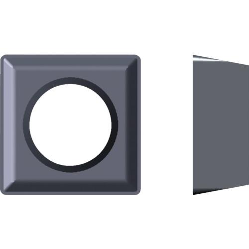 富士元 チビ両面用チップ 超鋼M20種(AlCrN) AA20N 12個 SPMT030102:AA20N