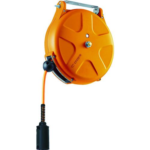 TRIENS エアーホースリール 内径6.5mmX13m オレンジ SHS-213A-OR