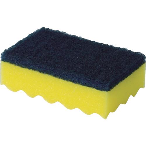 代表画像 色 サイズ等注意 TRUSCO 抗菌ハードスポンジ イエロー 定番キャンバス 人気ブランド 10個入 HS-Y-10