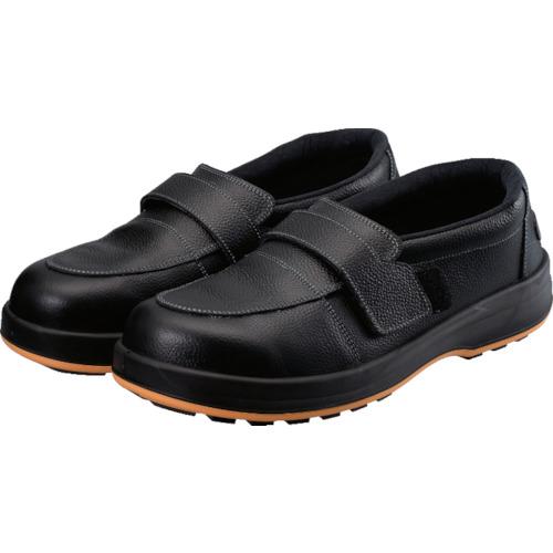 シモン 3層底救急救命活動靴(3層底) 27.5cm ブラック WS17ER-27.5