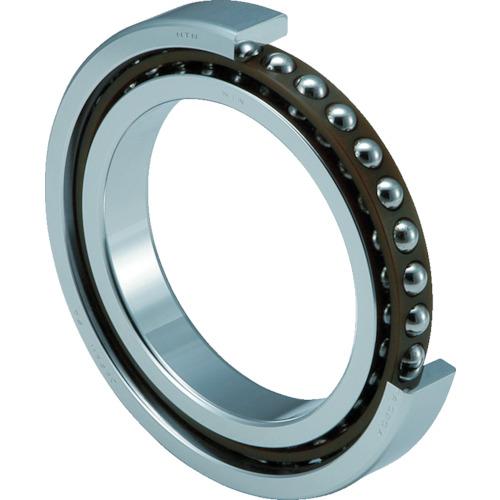NTN H大形ベアリング(接触角40度フラッシュグラウンド)内径120mm外径215mm幅40mm 7224BG