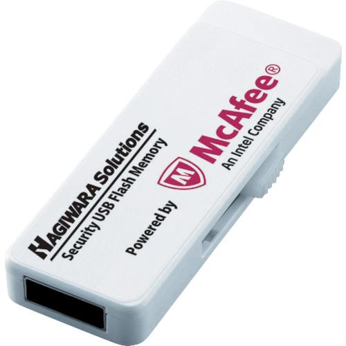 エレコム ウィルス対策機能付USBメモリー 8GB 1年ライセンス HUD-PUVM308GA1