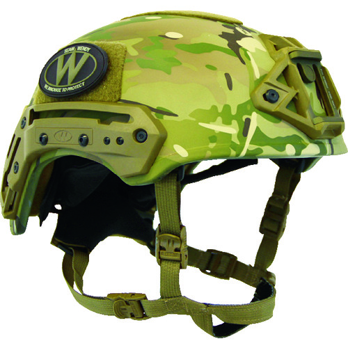 TEAMWENDY Exfil バリスティックヘルメット マルチカム サイズ2 73-42S-E32