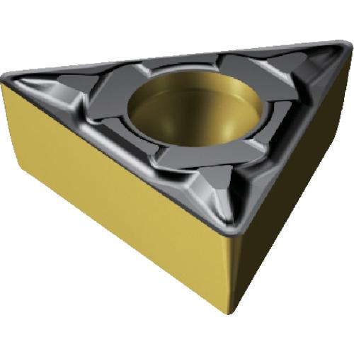 サンドビック コロターン107チップ COAT 10個 TCMT 16 T3 04-PF:4315