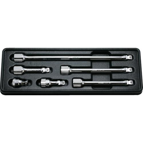 コーケン 9.5mm差込 オフセットエクステンションバーセット 6ヶ組 PK3763/6