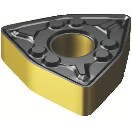 サンドビック T-MAXPチップ COAT 10個 WNMG 08 04 12-WM:4315