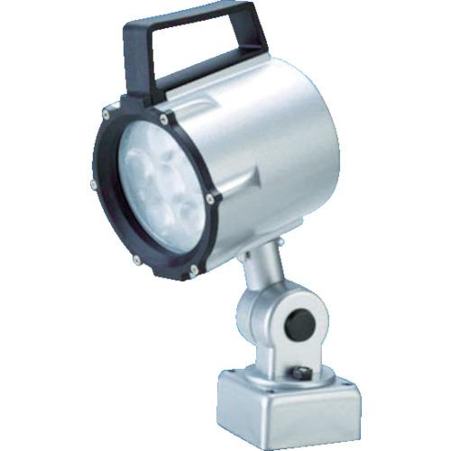 日機 防水型LEDスポットライト 9W AC100~120V NLSS15C-AC(2M+P)