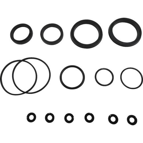 TAIYO 油圧シリンダ用メンテナンスパーツ 適合シリンダ内径:φ125 (フッ素ゴム・スイッチセット用) NH8R/PKS3-125C