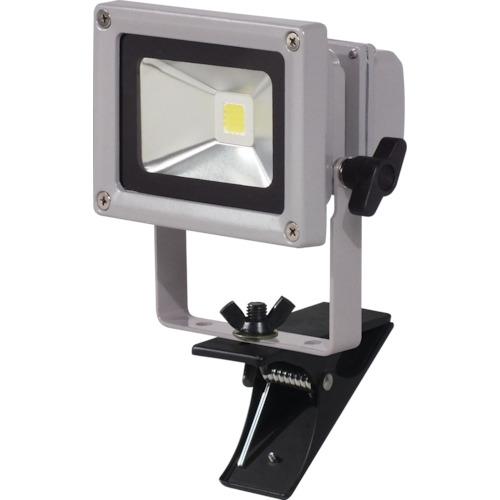 日動 LED作業灯 10W クリップ式 LPR-S10C-3M