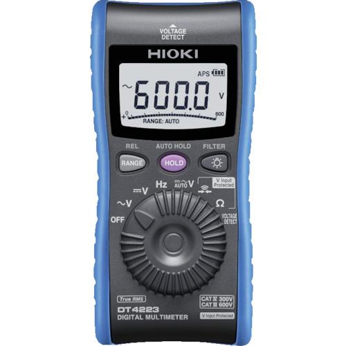 HIOKI デジタルマルチメータ DT4223