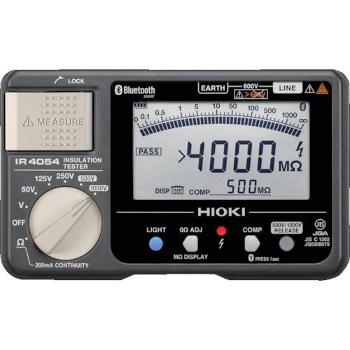 HIOKI デジタル絶縁抵抗計(5レンジ) IR4054-11