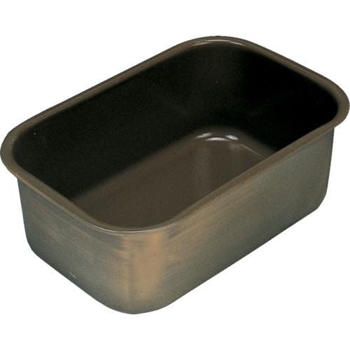 フロンケミカル フッ素樹脂コーティング深型バット 深7 膜厚約50μ NR0377-008