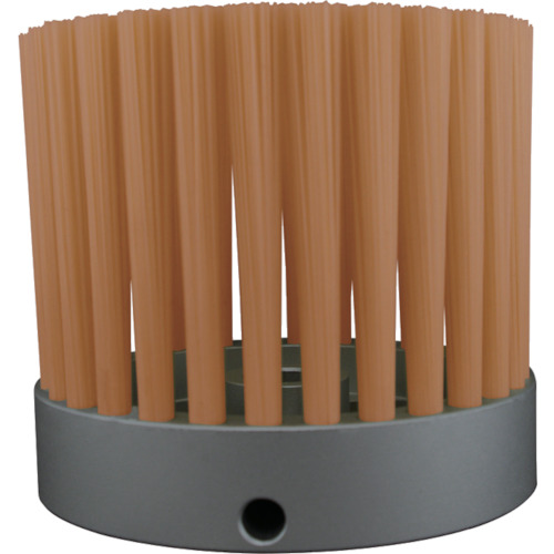 SOWA セラミックファイバーブラシ カップ型 #600 O φ100×75L CB31O-10075