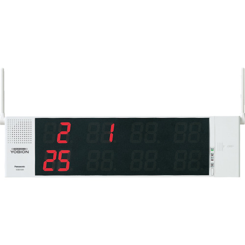 Panasonic サービスコール受信器(マルチタイプ) ECE3102K