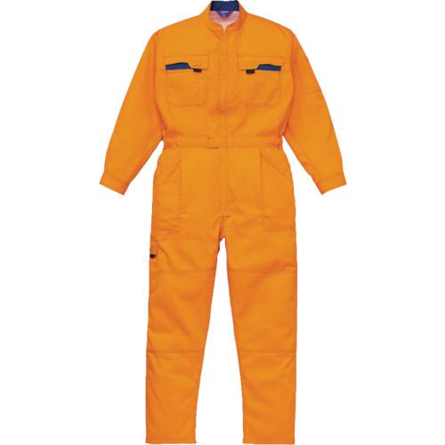 AUTO-BI スリードラゴン ツナギ服 5Lサイズ オレンジ 40000-OR-5L